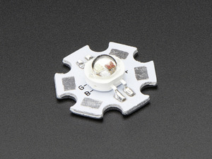 [A2524] 3W-9W RGB LED - Common Anode