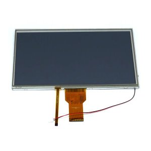 LT101A-01AT (1024 (RGB) x 600 PIXELS TFT LCD WITH TOUCH PANEL)/감압식(Resistive) 터치패널 포함